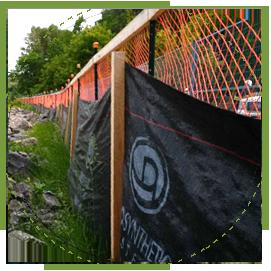 silt-fence